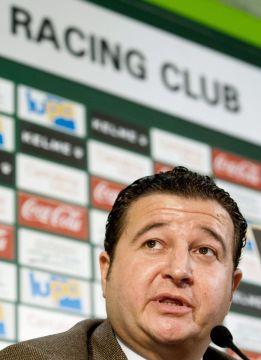 Emilio de Dios deja el cargo de director deportivo del Racing