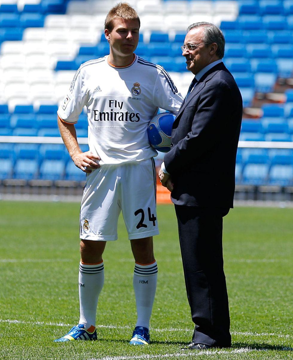 """¡Florentino, ficha a Bale!"""