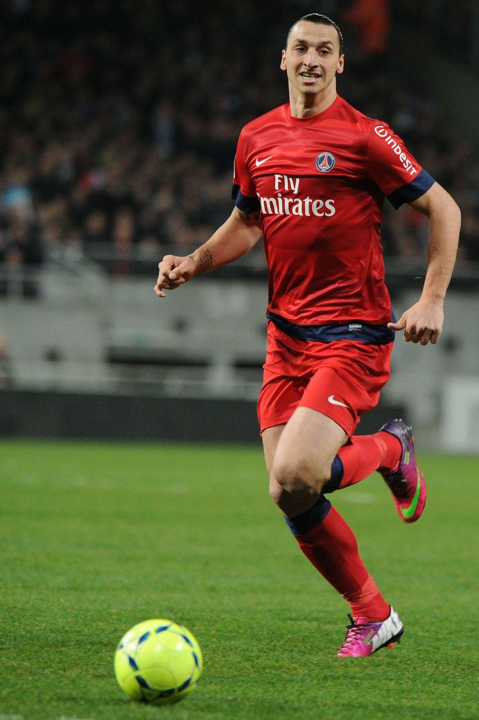 Zlatan Ibrahimovic quiere seguir a Ancelotti en el Real Madrid