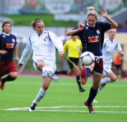 Una futbolista en Rusia puede llegar a ganar hasta 4.570 euros