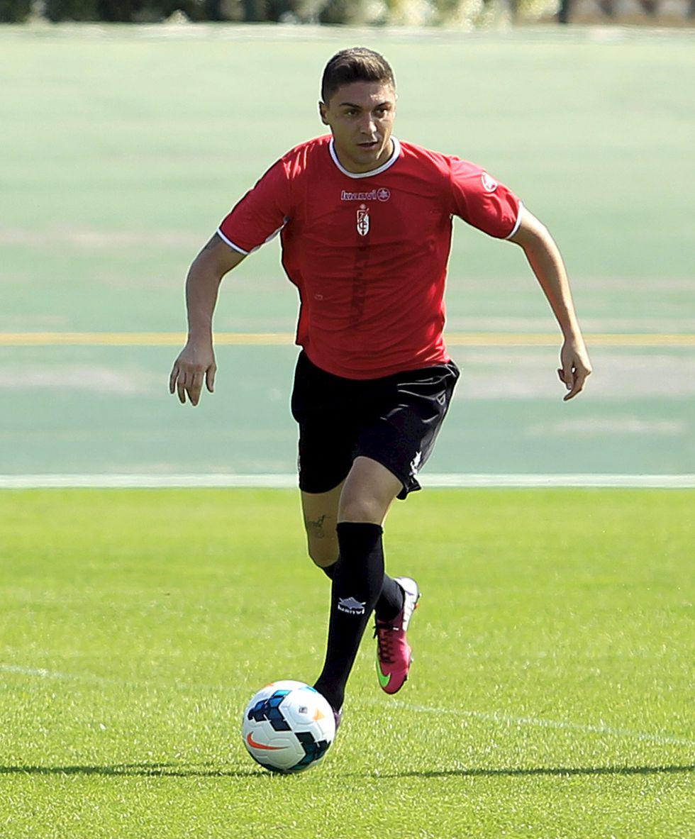Siqueira ha pedido al Granada que le dejen irse al Real Madrid