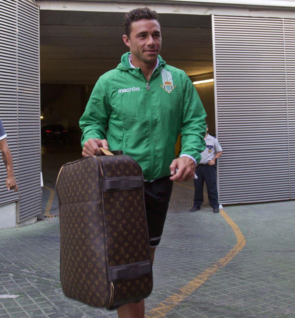 Rubén Castro no estará bien al menos hasta el lunes