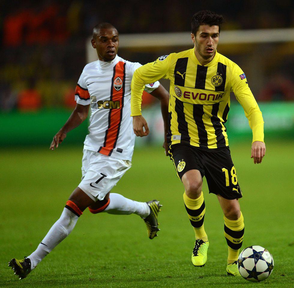 El Borussia medita ejecutar la opción de compra por Sahin