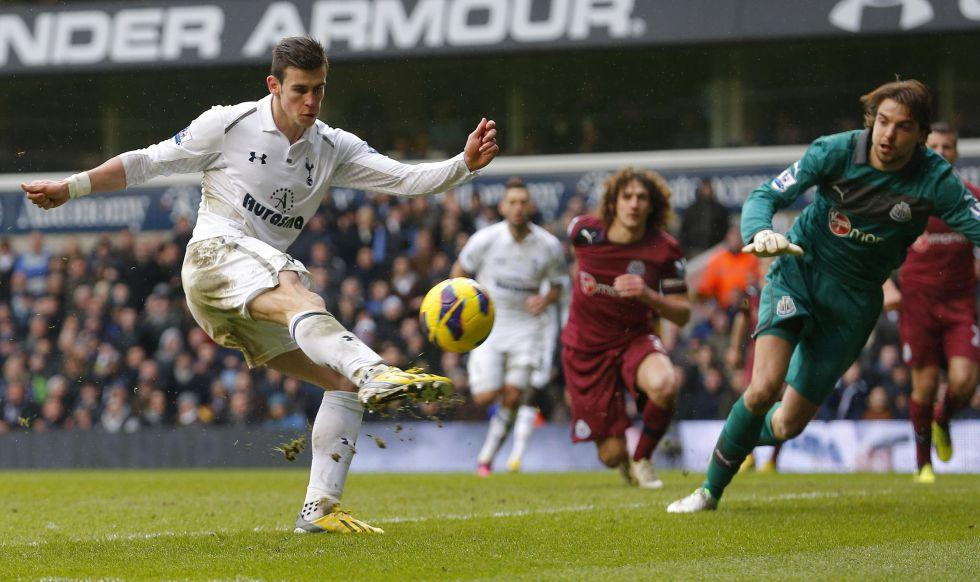 El Tottenham pide por Bale 98 millones de euros más Coentrao - AS.com