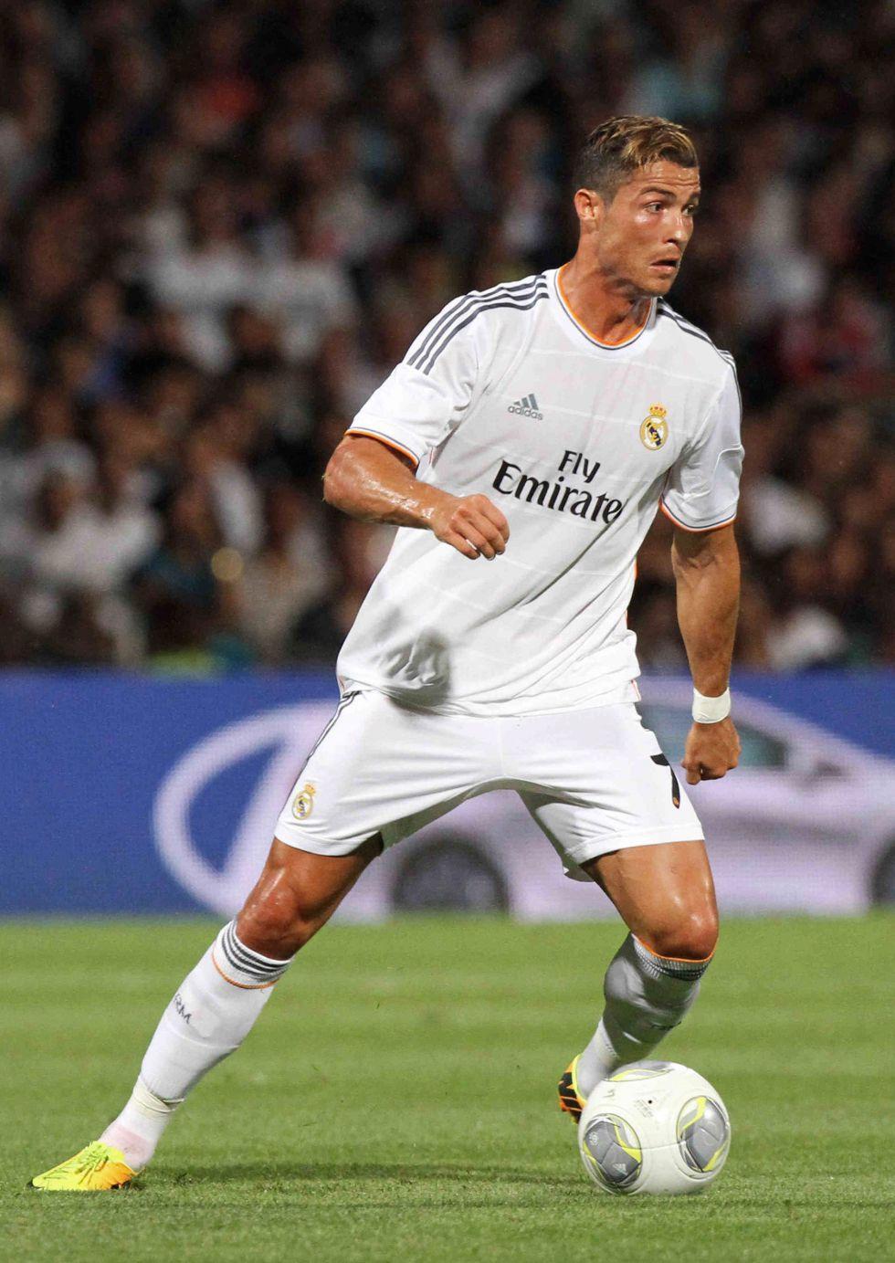 Cristiano, el deportista más seguido en Twitter: 20 millones