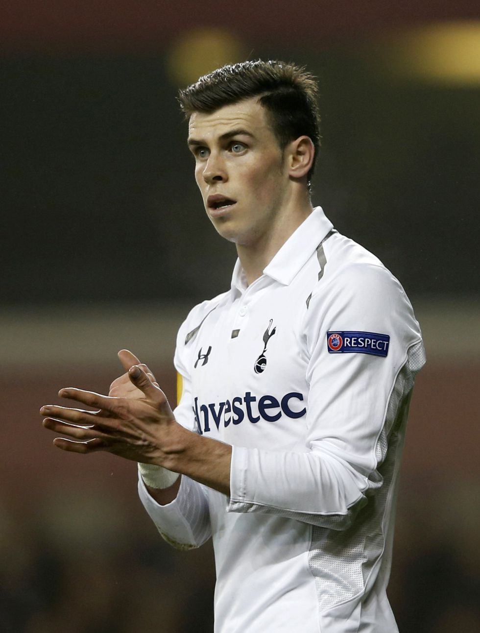 """Bale: """"Estoy muy disgustado"""""""
