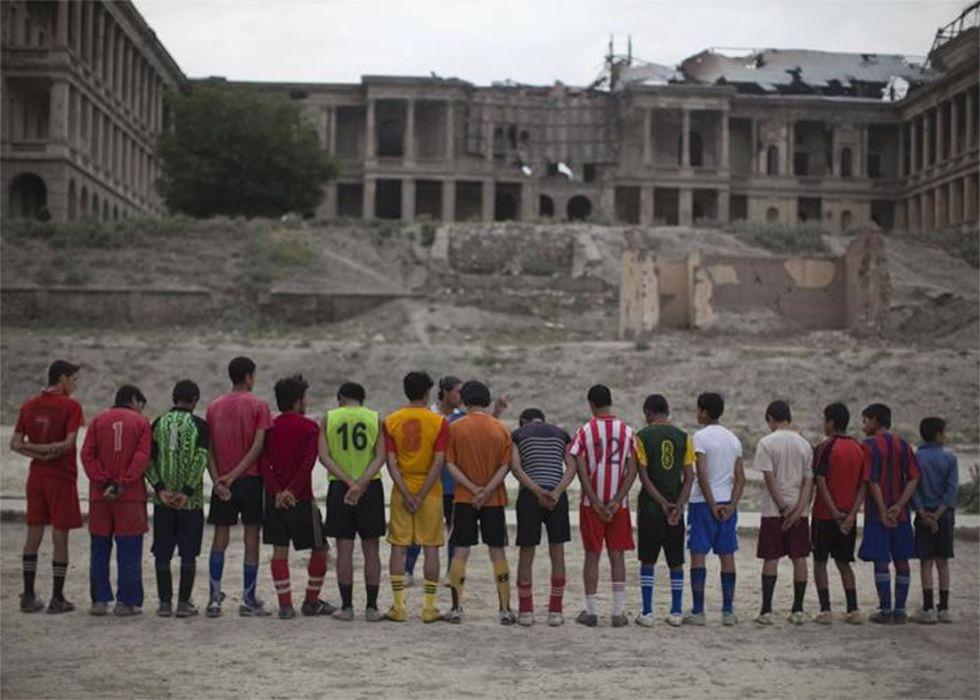 Afganistán, fútbol internacional después de una década