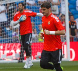 La afición del Real Madrid prefiere a Iker Casillas 59%-41%