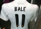 Bale lucirá el dorsal '11' que ya llevaron Gento y Ronaldo