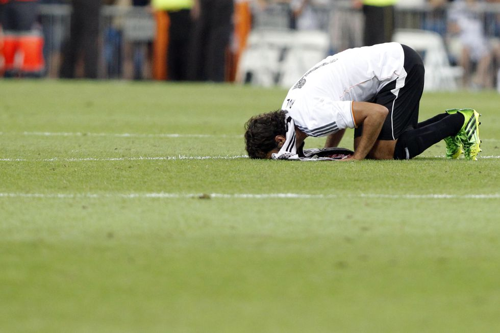 "Raúl: ""Ha tardado en llegar, pero todo ha salido redondo"""