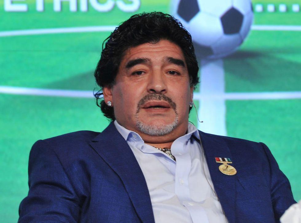 33 años después aparece el mejor gol de Diego Maradona
