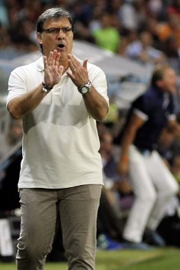 "Tata Martino: ""Neymar mejora, pero no sé cuándo será titular"""