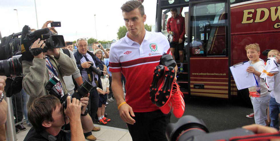 La presentación de Bale en el Madrid, condicionada por Gales
