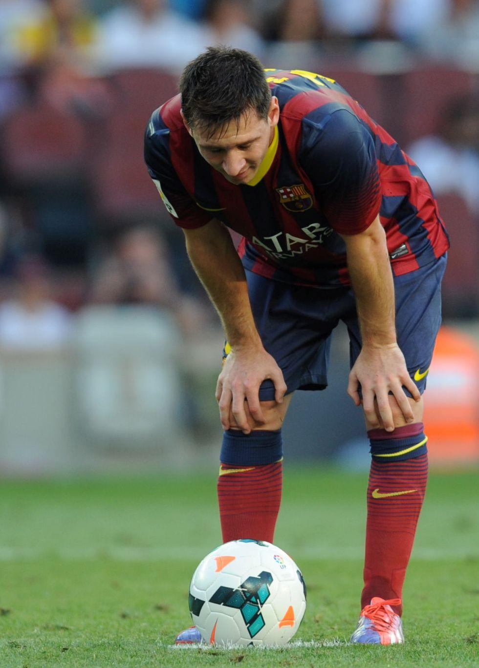 Messi volvió al gimnasio y crece la preocupación en el Barcelona