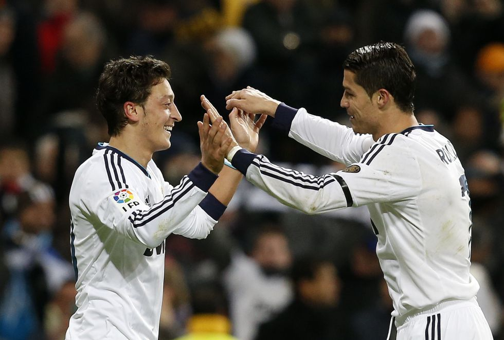 """Cristiano, en Portugal: """"Estoy enfadado por la marcha de Özil"""""""