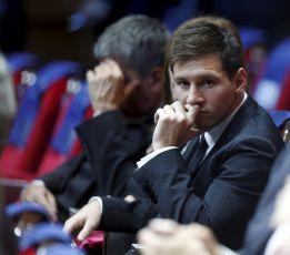 Messi depositó en el juzgado los 5 millones que debe a Hacienda
