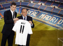 El fichaje de Bale se hizo con el Santander y no con Bankia