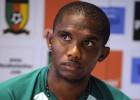 Etoo no volverá a jugar con Camerún, según L'Equipe