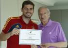 Casillas, Albiol, Arbeloa y Ramos, directores deportivos