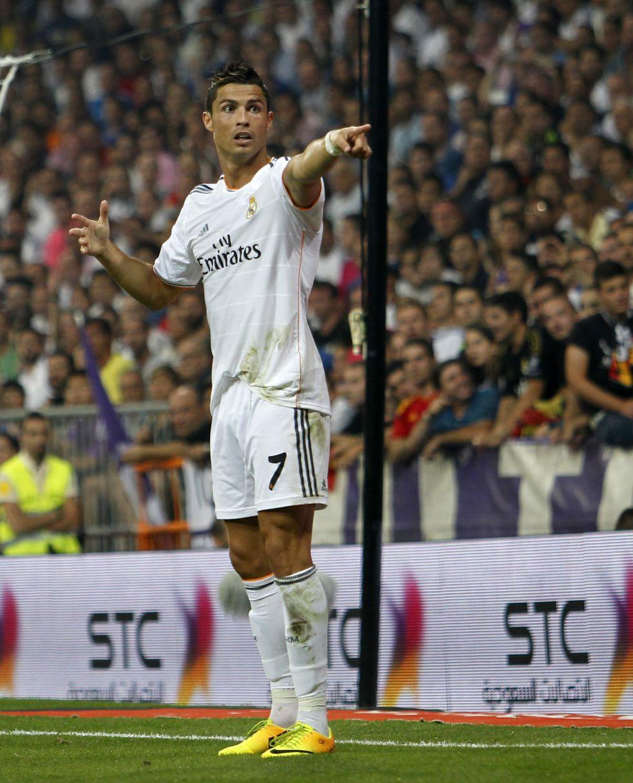2013: Cristiano Ronaldo suma 39 goles por los 34 de Leo Messi