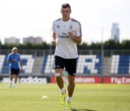 Bale seguirá un plan específico para lograr ponerse en forma