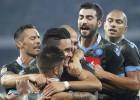 El Nápoles es el líder del Calcio 23 años después de Maradona