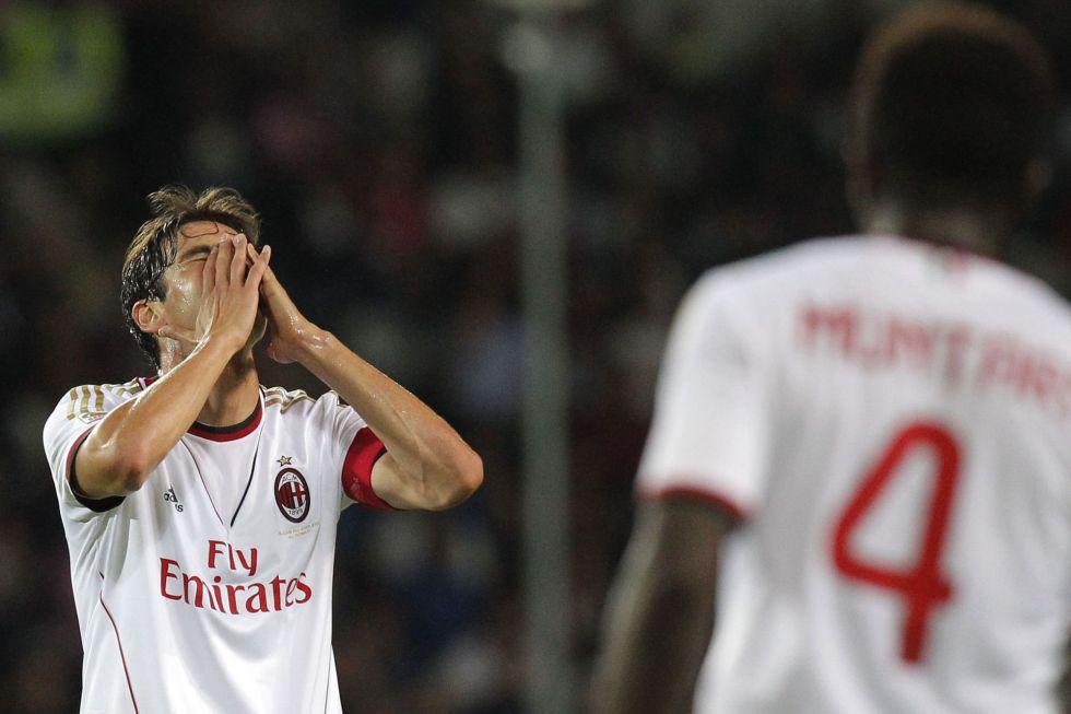 """Kaká se """"suspende"""" el sueldo mientras esté lesionado"""