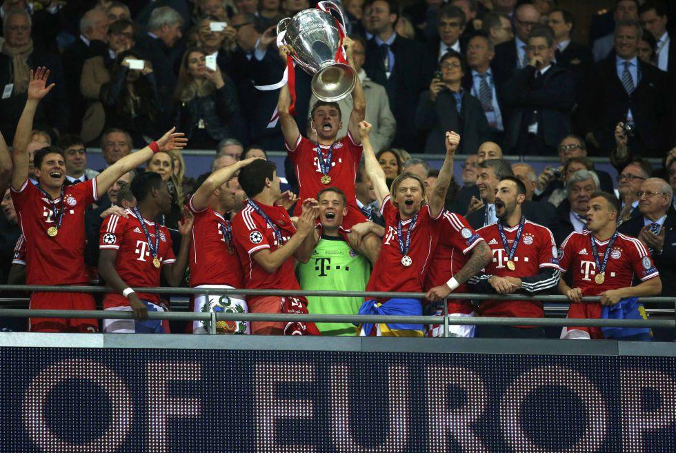 Bayern, Barcelona y Real Madrid mandan en todas las apuestas