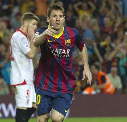 Leo Messi pide negociar