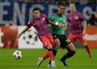 El Schalke golea a un Steaua que no mereció tanto castigo