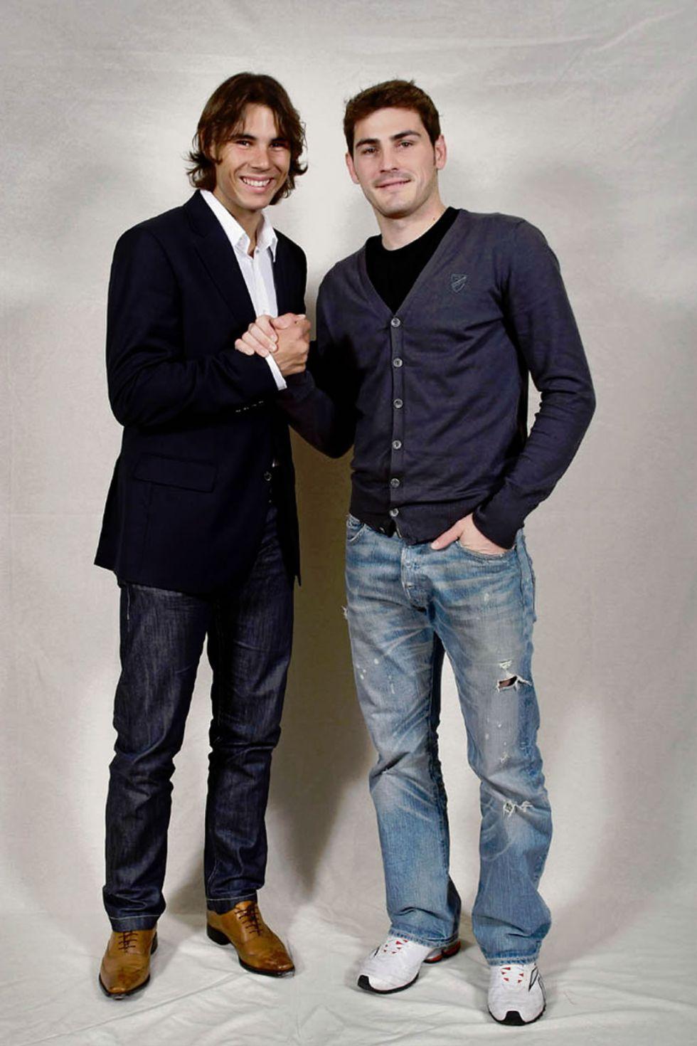 ¿Cuánto mide Rafa Nadal? - Real height 1379927879_083877_1379928015_noticia_grande
