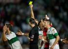 Las imágenes del Elche-Real Madrid