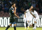 El Nápoles no pudo pasar del empate ante el colista
