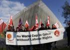 44 muertos en las obras de Qatar por las temperaturas