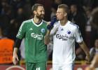 El Copenhague pasa de ronda en la Copa tras golear