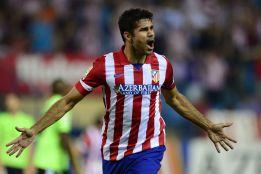 La FEF ya negocia la llamada de Diego Costa a la Selección