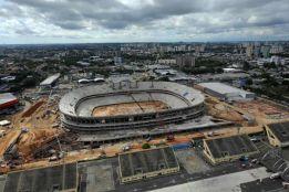 Proponen convertir en cárcel un estadio del Mundial 2014