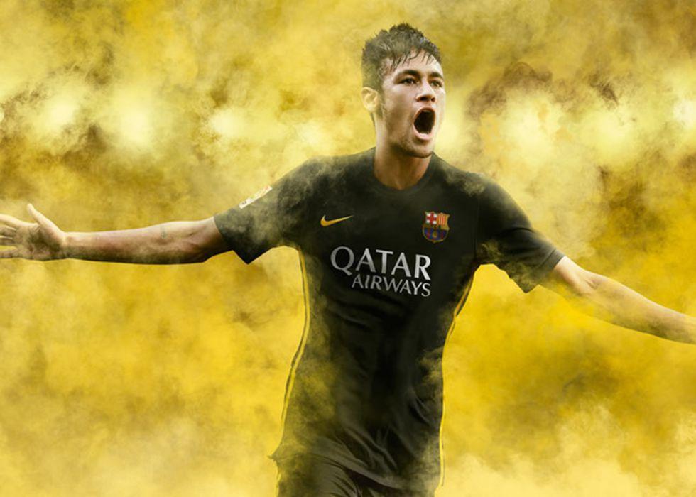 El Barça estrenará la tercera equipación y vestirá de negro - AS.com