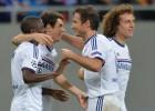 El Chelsea golea al Steaua y suma sus primeros tres puntos