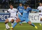 Zenit y Austria Viena se conforman con el empate