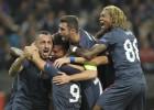 Mitroglou permite soñar al Olympiacos de Michel