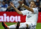 Colocan a Karim Benzema en Inglaterra y al 'Kun' en Madrid