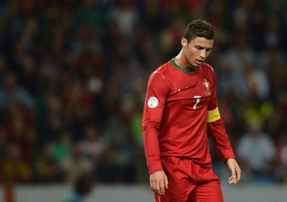 """Cristiano: """"No quiero a Francia en repesca por varias razones"""" - AS.com"""
