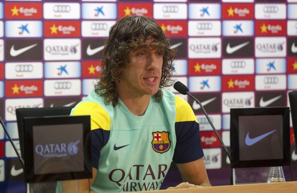 """Puyol: """"Entiendo que si no juega más, Casillas busque una salida"""""""