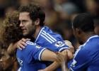 Azpilicueta y Mata meten al Chelsea en cuartos de la Copa