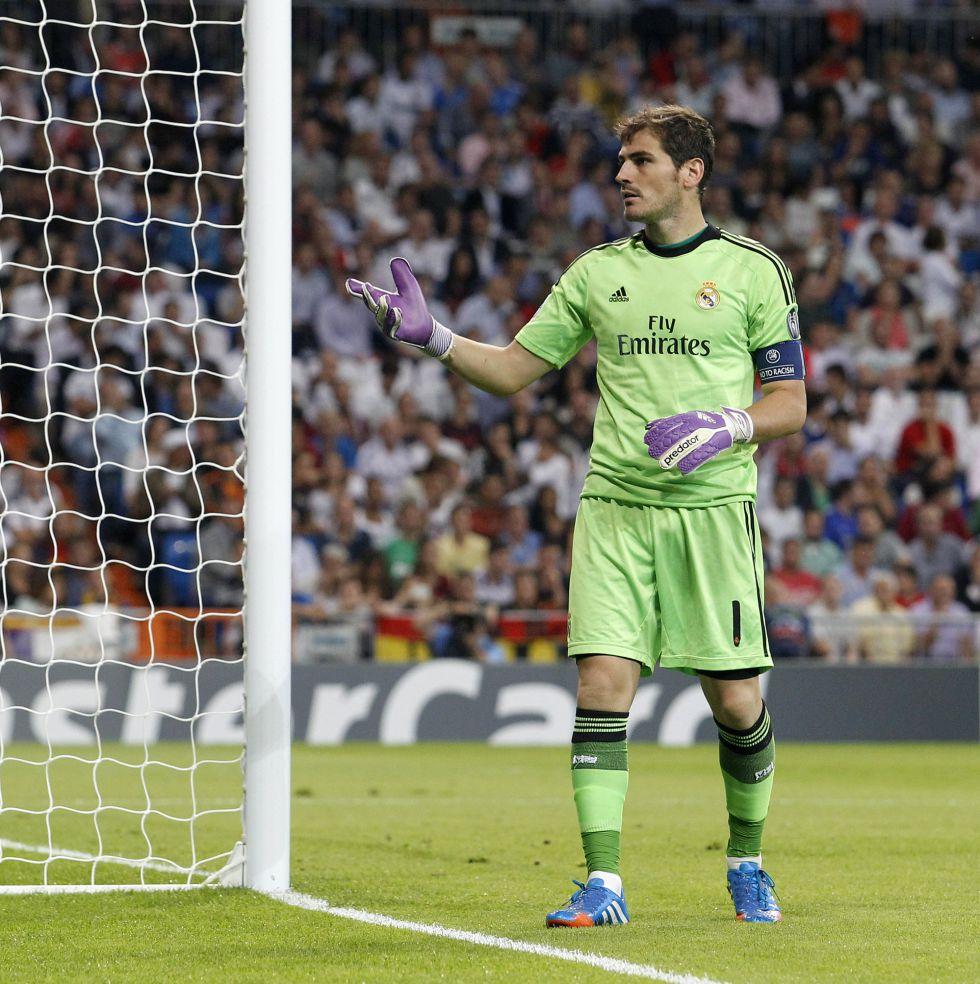 Bild: el Schalke 04 quiere a Casillas cedido en enero - AS.com