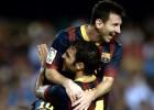 Fàbregas, el socio ideal de Leo Messi en el ataque azulgrana