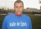 Pablo Orbaiz volverá a jugar el futbol en el Valle de Egüés
