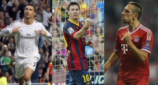 La FIFA da mejor trato a Messi que a Cristiano en sus perfiles