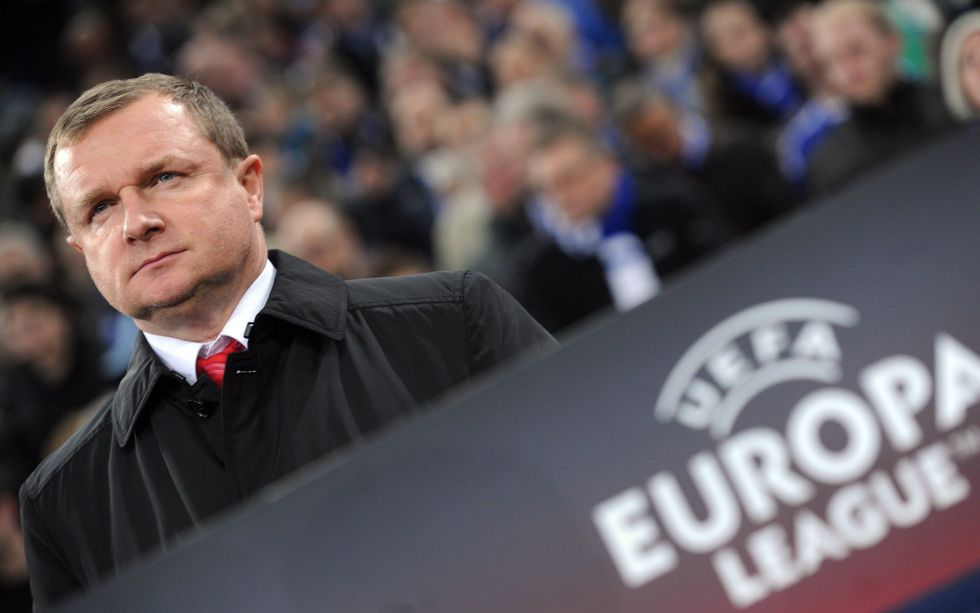 Pavel Vrba, técnico del Plzen, nuevo seleccionador checo
